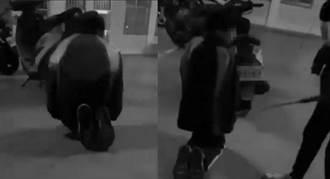 台中某国中学生遭施虐影片曝光 阿嬷心痛:该怎么保护孙