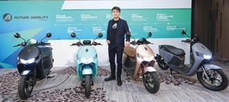 臺南唯一機車製造廠 油電雙車市場發光