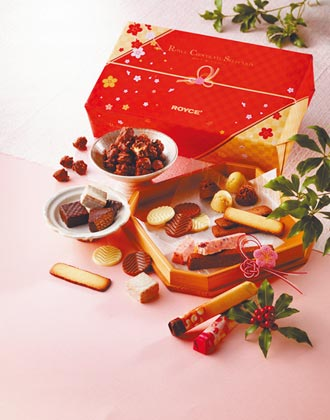 ROYCE'新年禮盒 內含隱藏版口味