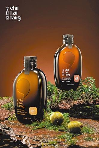 茶籽堂歷經五年培植 孕育台灣風土美味