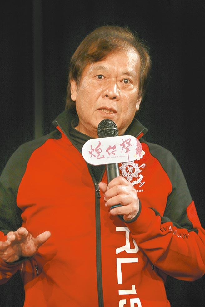 前華視總經理、映畫傳播董事長郭建宏。(本報資料照片)
