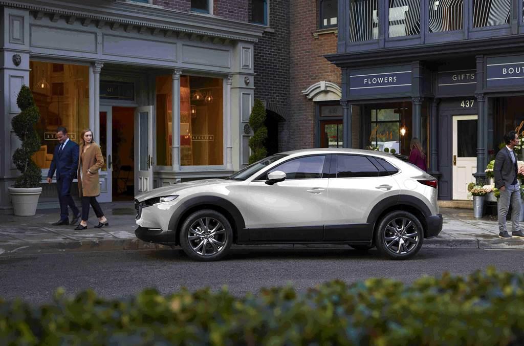 86.9萬元起,即可入主日式美學跨界SUV:CX-30。