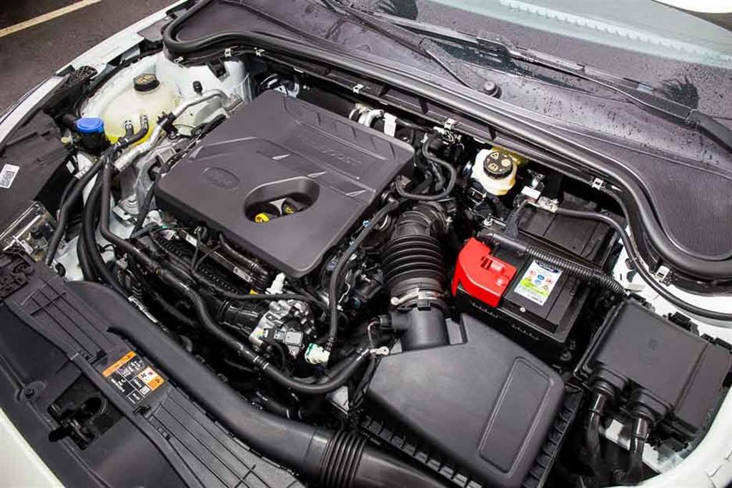 搭載Ecoboost 1.5升引擎,可提供182ps最大馬力。