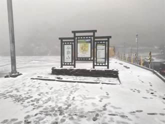 白雪彈猛轟 4山區交通管制懶人包