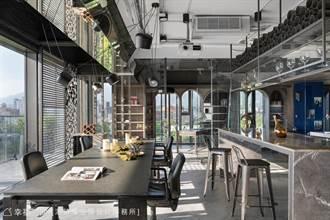 讓「生活」貫穿辦公室設計 通透場域顯見質感品味