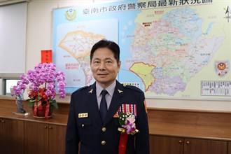 長榮女大生命案牽連 台南市警長詹永茂上任半年傳異動