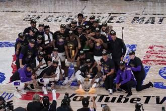NBA》力挺拜登!湖人本季將訪白宮慶祝奪冠