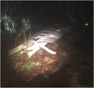 屏東輕航機昨墜毀釀2死 運安會啟動調查