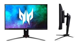 宏碁Predator及Nitro電競螢幕系列推出三款高刷新率新品