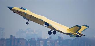 猛追美F-22 陸殲-20換裝自製渦扇發動機
