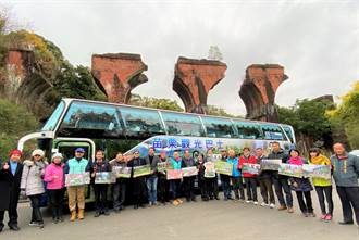 全台最大租車旅遊集團求生存 開通苗栗觀光巴士3路線今啟航