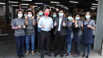 5成員工皆中高齡 台南暖老闆把員工當家人