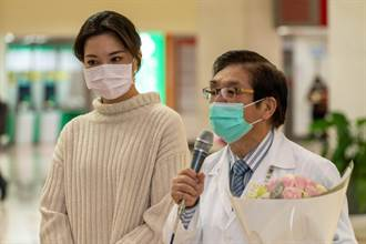 锺沛君公布肺腺癌病情长辈不赞成  2原因让她坦然说了