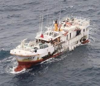 「永裕興18號」漂流逾15天 友船暴風中救援遭惡浪襲擊斷纜