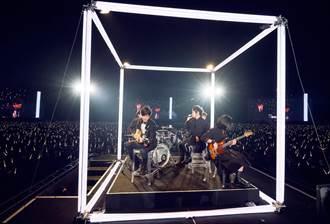 五月天3度低溫開唱 2.2萬觀眾面前爆料屁股是硬的
