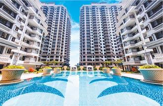 雙北市買得起的景觀捷運宅 絕美山河海,頂級飯店溫泉、泳池會館