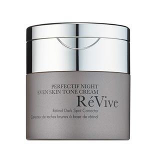 ReVive推頂級晚霜 專利科技奢華有感