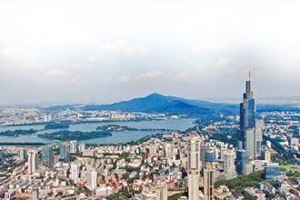 陸GDP前10城市 南京首次入圍