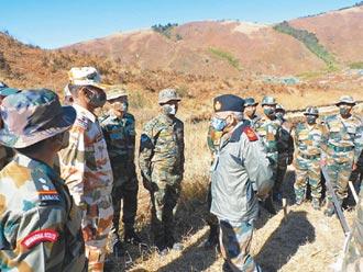 印打擊部隊 擬部署邊境抗陸