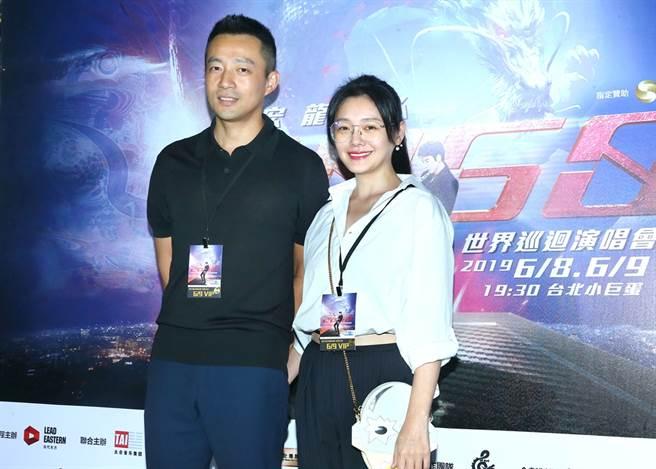 汪小菲、大S於2010年結婚。(圖/中時資料照片)