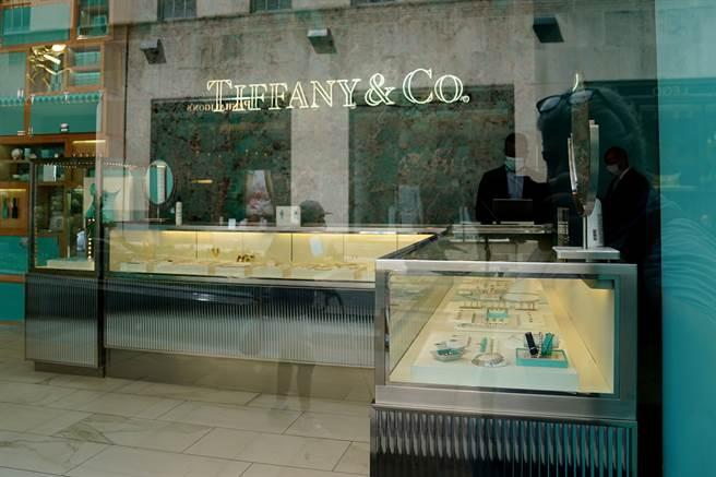 Tiffany正式被LVMH集團收購。(路透)