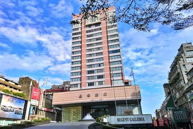 晶華國際酒店集團旗下台北晶華酒店。(記者林資傑攝)