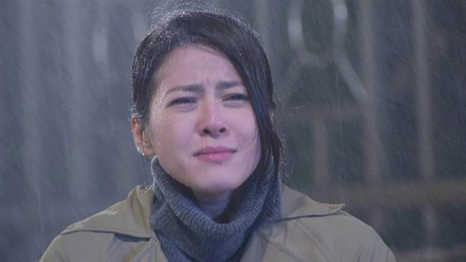 蘇晏霈在劇中刻苦銘心的愛情讓觀眾印象深刻。(民視提供)
