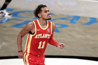NBA》老鷹鬧內訌!柯林斯怒批崔楊打球太獨