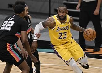 NBA》官方MVP榜首度公布 詹皇居首 哈登第14