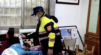 衝合歡山追雪不成先吸氧氣筒 花蓮3歲女童高山症發作