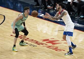 NBA》兄弟首度對決!球弟準大三元完勝球哥
