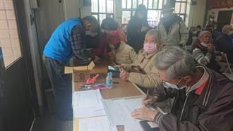國民黨台南反萊豬雙公投連署 民眾反應熱烈