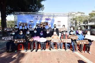 彰化17人獲選台灣工藝之家  路口設交通標誌帶動深度旅遊