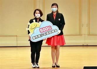 嘉義溫蘋社會慈善基金會 獎助500名學子