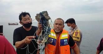 印尼波音737「起飛4分鐘墜毀」!漁民驚聞爆炸聲 殘骸找到了