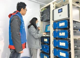 查斗南臭味 空氣品質監測車進駐