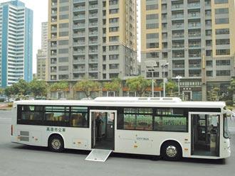 公車路線太少 民眾搭乘意願不高