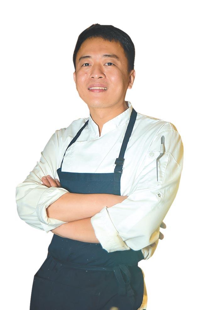 〈WILL'S TEPPANYAKI〉的主廚Will高郁皓,曾在台北晶華酒店和台北萬豪酒店鐵板燒餐廳持杓掌鏟,如今自己創業勇闖食壇。圖/姚舜
