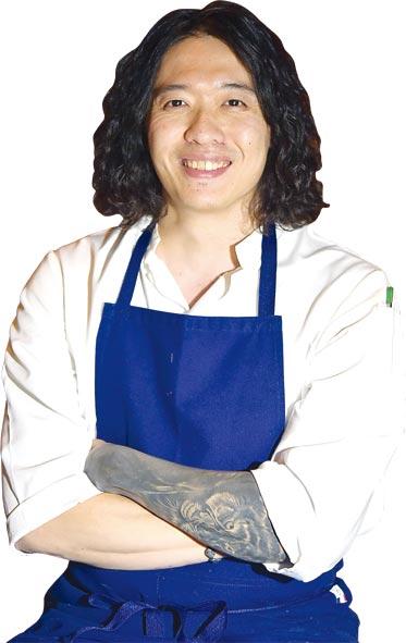 VG Taipei行政主廚陳子洋延攬曾在歐洲多家米其林星級餐廳歷練的Eric于鼎加入團隊,一起為〈VG Encore〉設計菜餚。圖/姚舜