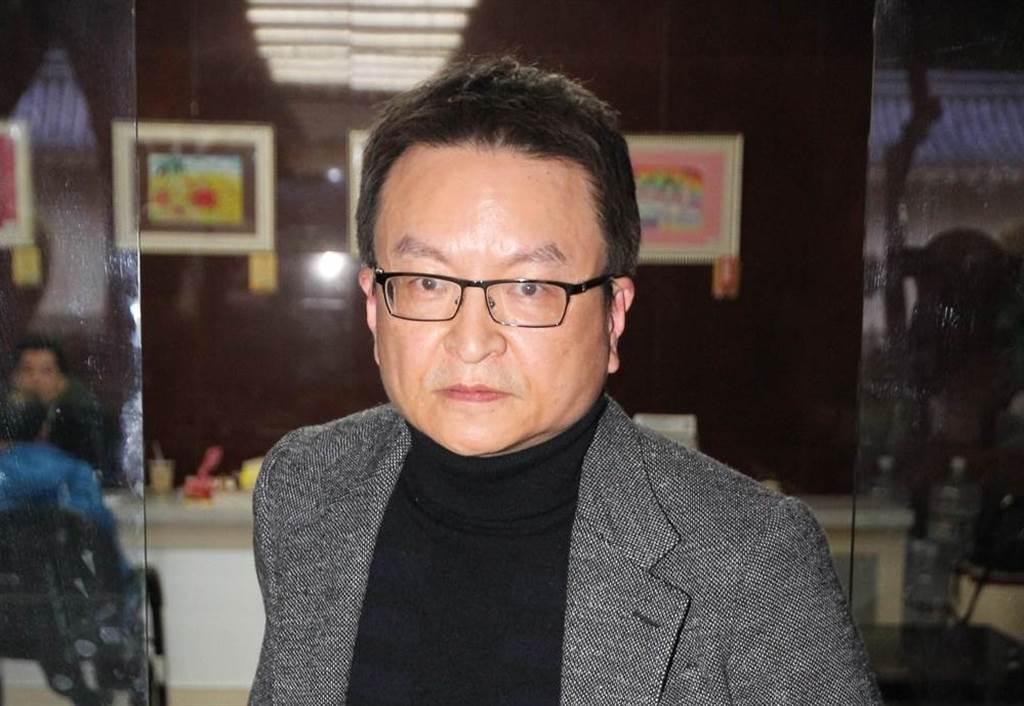 半導體矽智財廠円星科技(M31)董事長兼總經理林孝平辭世。(資料照/蕭博文攝)