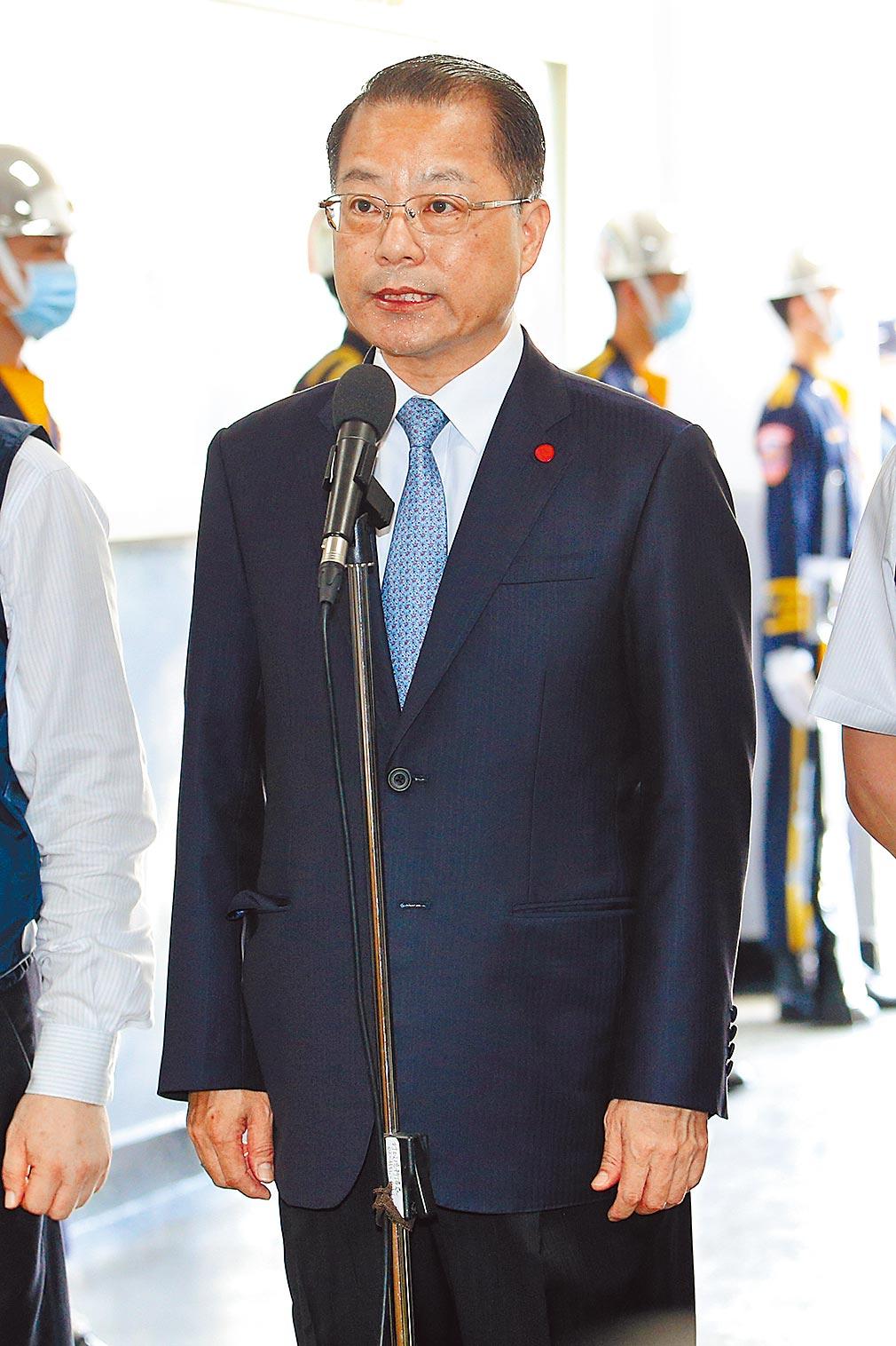 黃明昭將掌高市警局長。(本報資料照片)