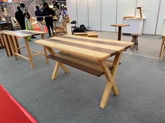至善高中木工科《家》 參展2021木藝文創家居展