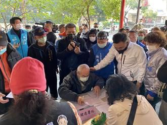國家機器又來了?內湖反萊豬公投遭警關切 李貴敏轟:民主最大諷刺
