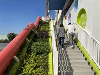 校園清淨空氣綠牆計畫  中市18校全國第一