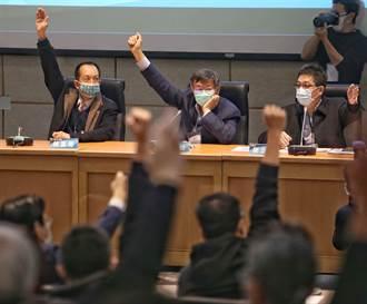 民眾黨代表大會選舉 柯文哲提5人中2:非一人政黨