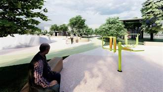 竹縣兒十公園整建 明年初啟用