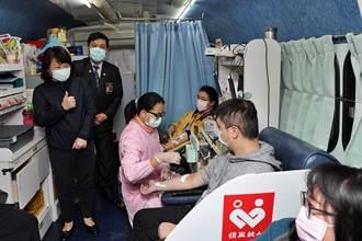 台南嘉義血庫拉警報 黃敏惠、翁章梁疾呼捐血