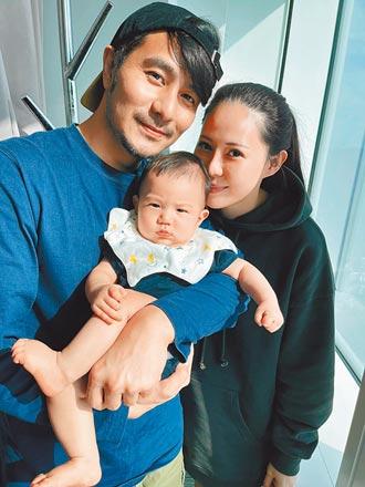 郭彥甫結婚7年當爸喊死而無憾