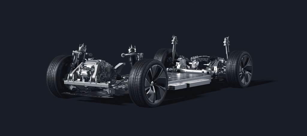 劍指Model S?Nio蔚來汽車發表品牌首款搭載自動駕駛系統的旗艦純電房車ET7