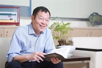 陽交大新任校長林奇宏 名醫施景中讚:武俠人物